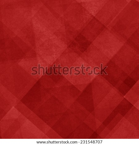 abstract background red and gray square and diamond shaped transparent layers in diagonal pattern background  - stock photo