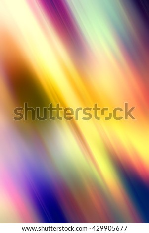 Abstract background representing speed, motion and burst of colors and light in red, pink, purple, orange, yellow, blue and green colors. - stock photo