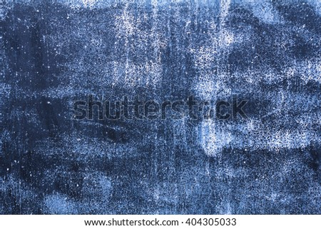 Abstract background texture cement wall in blue tone. Grunge wall texture in blue tone. Cement texture and background with copy space for text or image. - stock photo