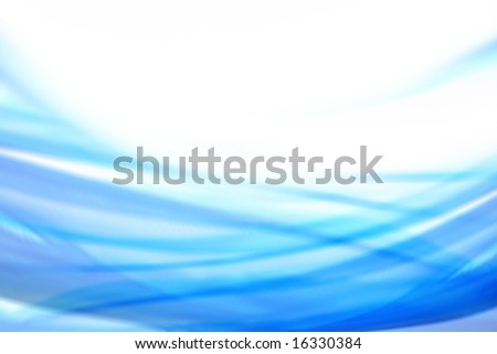 Abstract background, wave - stock photo