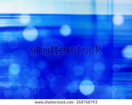Abstract background with blurred magic - stock photo