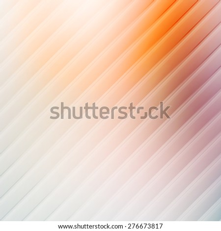 abstract background with blurred stains and corrugated texture - stock photo