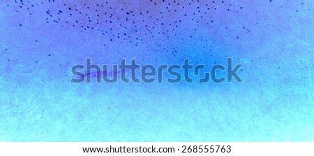 Abstract background with glow on your desktop or cards for any opportunities, blue - stock photo