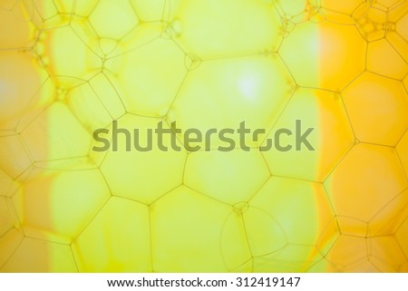 Abstract background with hexagonal geometric shapes. - stock photo