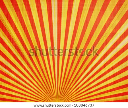 Abstract background with lines on a grunge background - stock photo