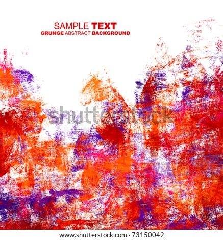 Abstract background with place for text - stock photo