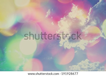 Abstract background with stars texture overlayed - stock photo
