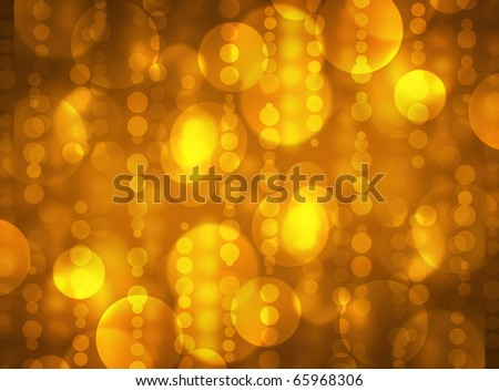 Abstract background with transparent circles. - stock photo