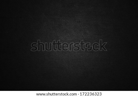 abstract black background, paper texture  - stock photo