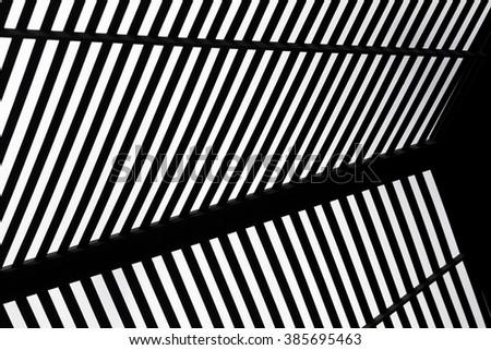 abstract black & white background - stock photo