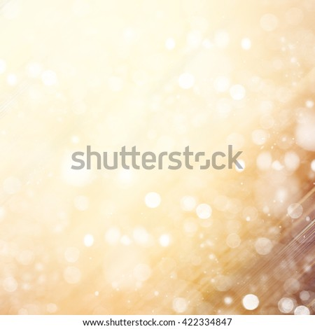 Abstract blinking sparkles background. - stock photo