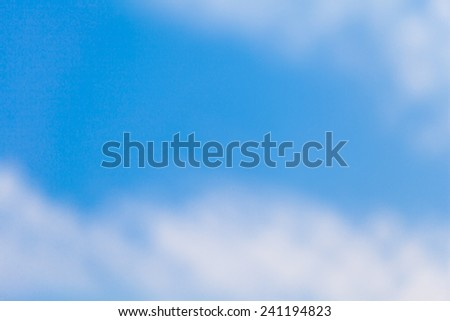 abstract blue and white background - stock photo