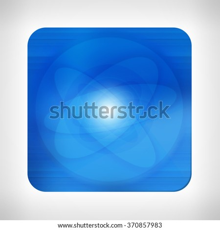 Abstract blue background for technology, business, computer or electronics products. Illustration for artworks and posters. - stock photo