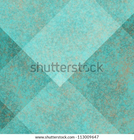 abstract blue background grunge texture - stock photo
