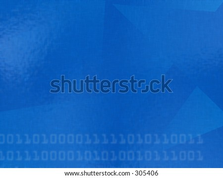 abstract blue background - many uses - stock photo