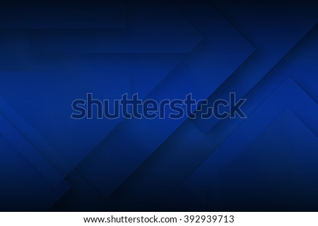 Abstract blue dark background for technology, business, computer or electronics products - stock photo