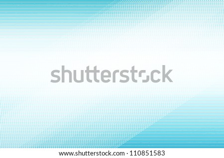 Abstract blue line background. - stock photo