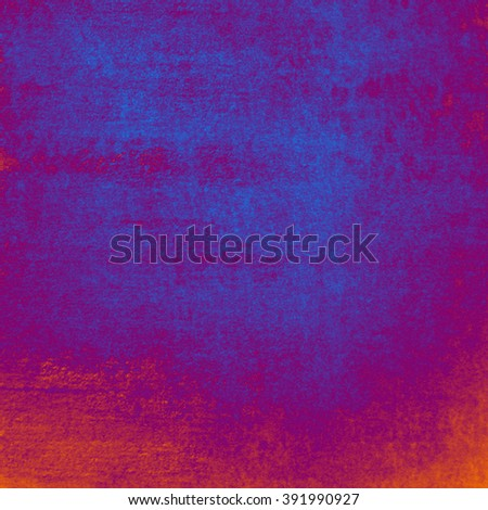 Abstract blue red orange pink background - stock photo