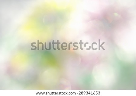 Abstract blur  bright paint stains  boke background.  - stock photo