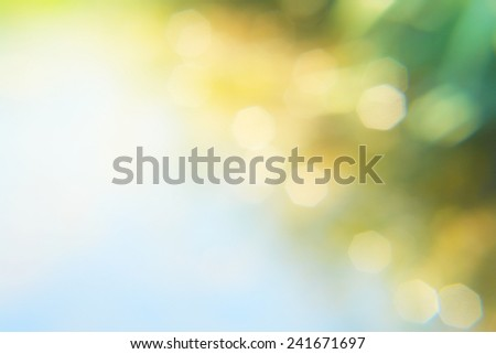 abstract blurred background, a series of images - stock photo