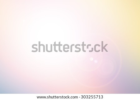 Abstract blurred background by out of focus technique - stock photo