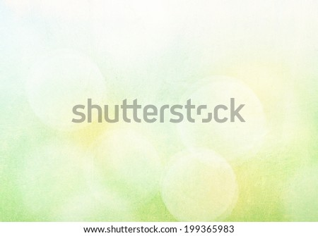 Abstract blurred bokeh colorful grunge background - stock photo