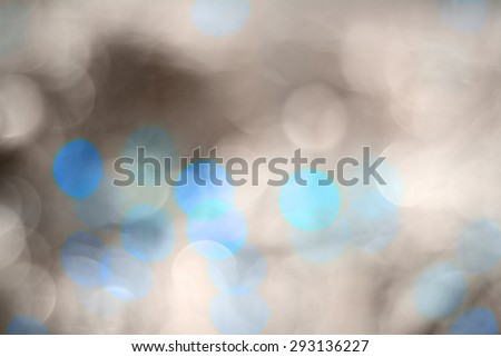 Abstract Bokeh there are many different bokeh in my portfolio  - stock photo