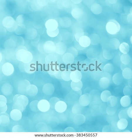 abstract bright blur blue teal cyan bronze glittering shine bubble lights background:blurred of vivid wallpaper decoration concept.banner template design festival backdrop:sparkle circle display - stock photo