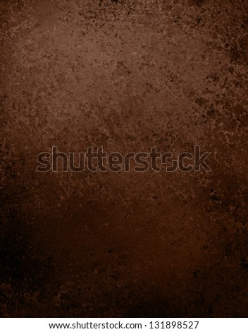 abstract brown background leather illustration, brown paper warm black vignette border frame,  vintage grunge background texture layout design, sepia cracked background, graphic art paint wallpaper - stock photo