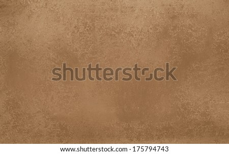 abstract brown background light color, vintage grunge background texture brown paper layout design, warm rich earthy elegant background, leather or leathery illustration, country western background  - stock photo