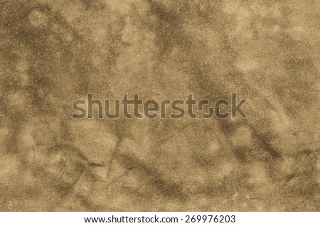 abstract brown suede background texture - stock photo