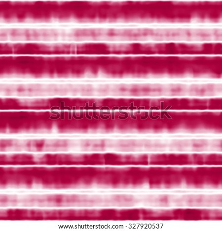 Abstract burgundy striped space dye. Seamless pattern. - stock photo