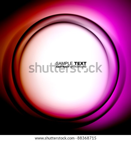 Abstract business background with place for text - stock photo