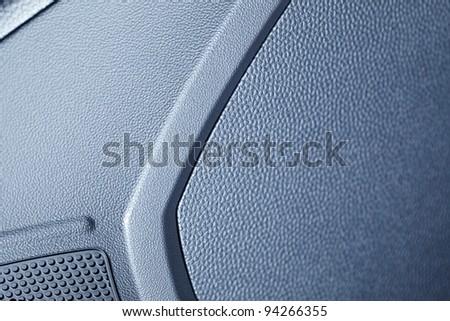 abstract car interiorbackground . macro shoot - stock photo