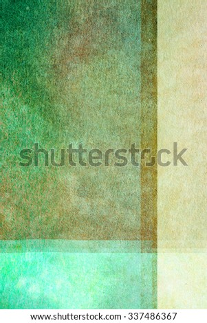 abstract color design on paper texture - stock photo