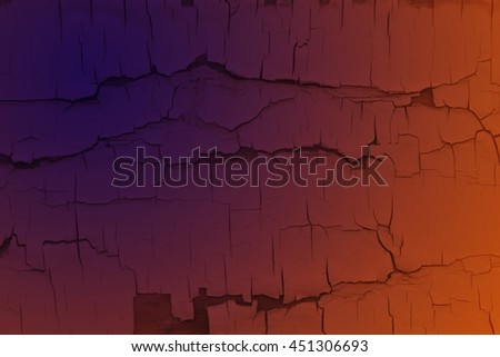 Abstract color rainbow colors background - stock photo