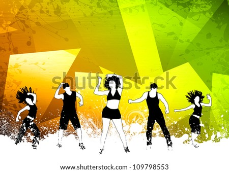 stock-photo-abstract-color-zumba-fitness