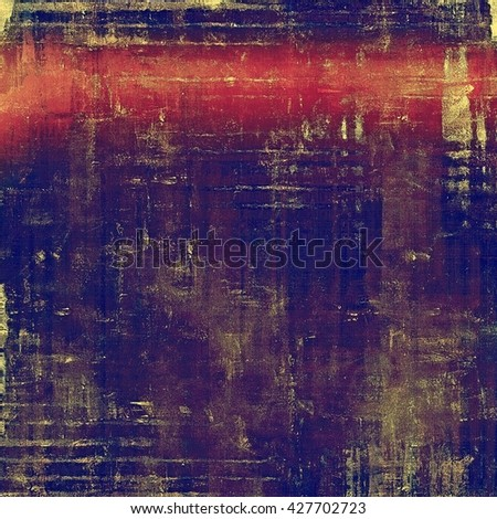 Abstract colorful background or backdrop with grunge texture and different color patterns: brown; blue; red (orange); purple (violet); pink - stock photo