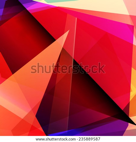 abstract colorful background,raster version - stock photo
