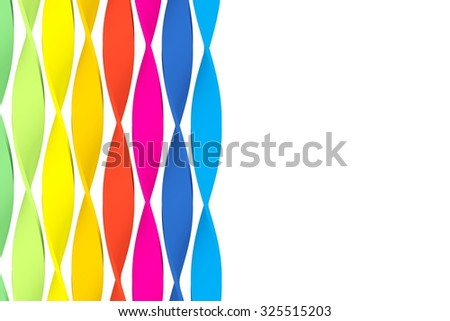 abstract colorful background with place for text - stock photo