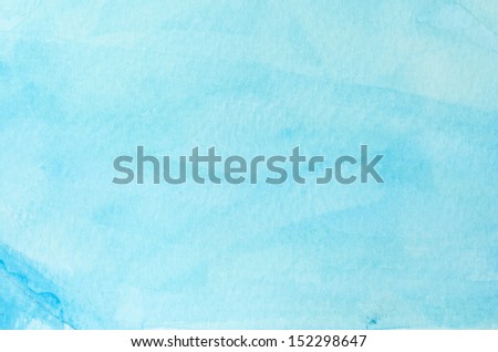 Abstract colorful water color background - stock photo