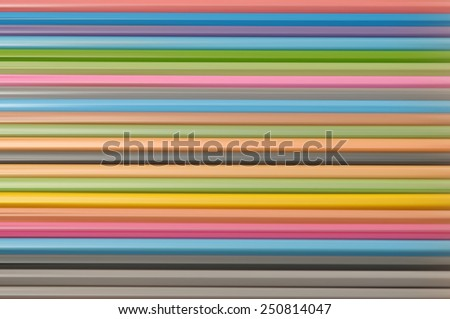 abstract colorfull background with horizontal lines and strips - stock photo
