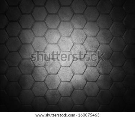 abstract concrete - stock photo