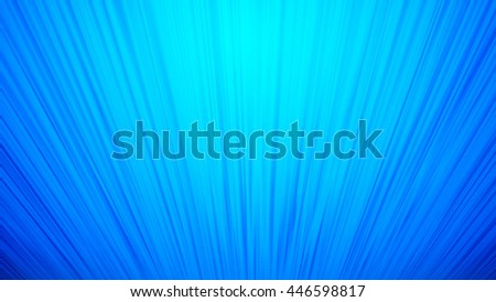 Abstract cool blue background with swirl waves. - stock photo