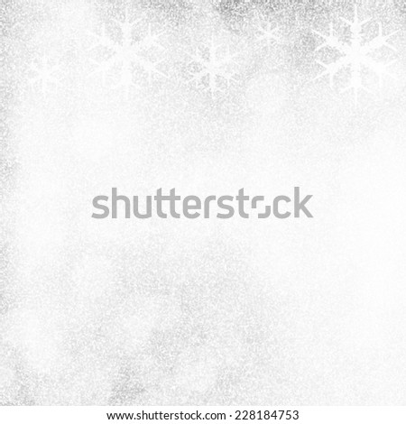 abstract  crystal background with a white silver light blur sparklings - stock photo