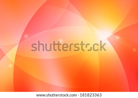 Abstract curve line on sweet color - stock photo