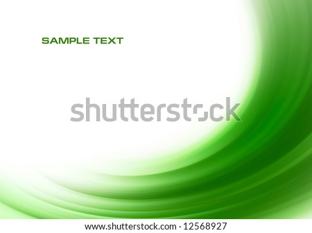 abstract curves background - stock photo