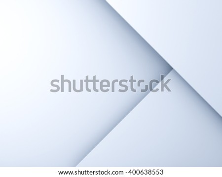 Abstract 3d triangle shape background. 3D rendering. - stock photo