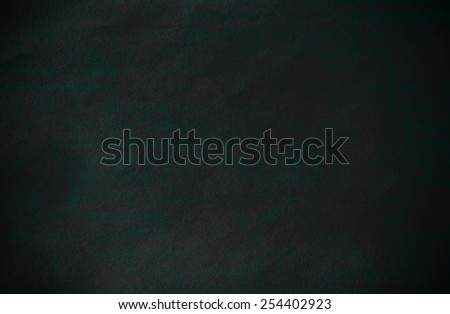 Abstract dark and green grunge technical background paper - stock photo