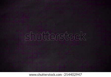 Abstract dark and purple grunge technical background paper - stock photo